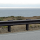 Steel Guardrail Color Treatment Example