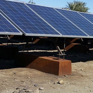 Solar Fields Construction Project by Natina